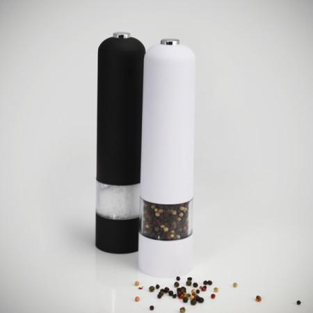 Elektrische Salz- und Pfeffermühle mit Licht