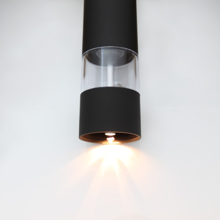 Elektrische Pfeffermühle mit Licht